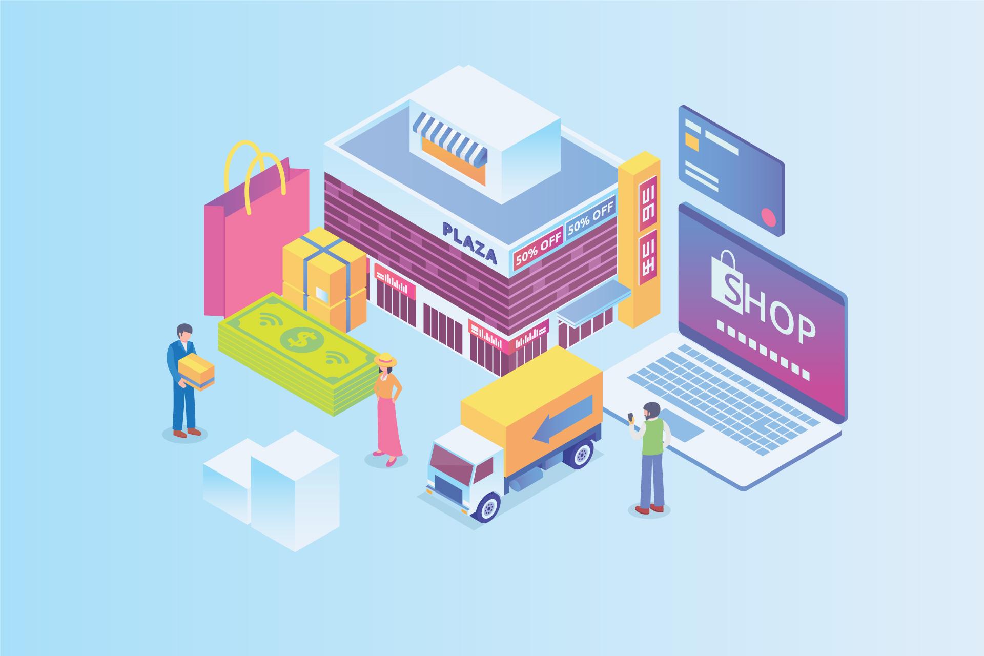 企業數位轉型指南:電商平台與品牌官網同步經營,業績提升152%